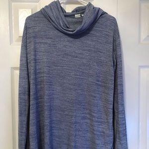 Blue GAP shirt